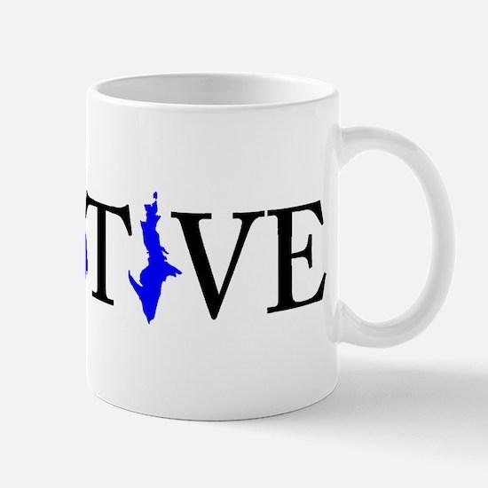 Native Michigander Mug