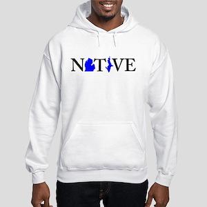 Native Michigander Hoodie