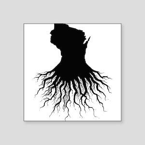 Wisconsin Roots Sticker
