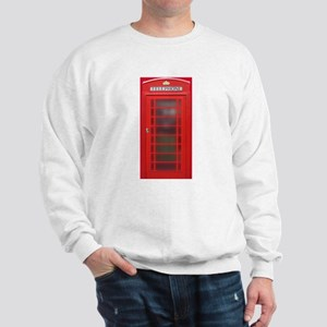 British Phone Booth Sweatshirt