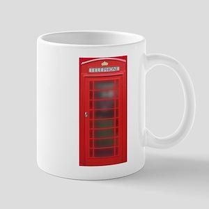 British Phone Booth Mug