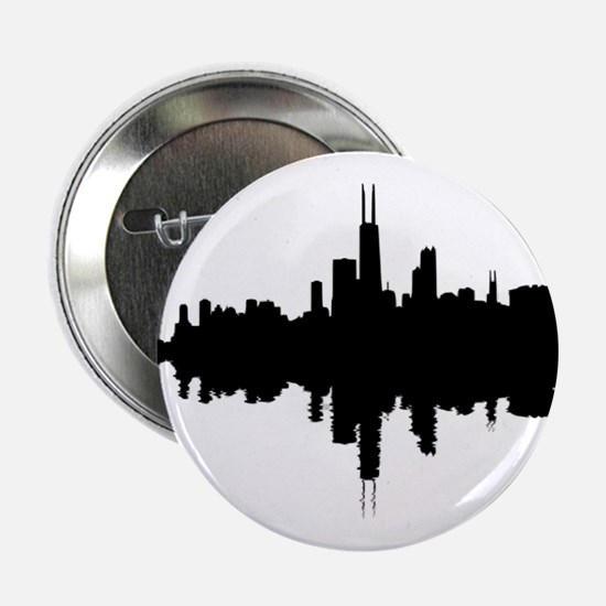 """Reflections of Chicago 2.25"""" Button"""