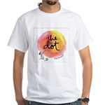 The Dot by Peter H. Reynolds White T-Shirt