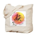 The Dot by Peter H. Reynolds Tote Bag