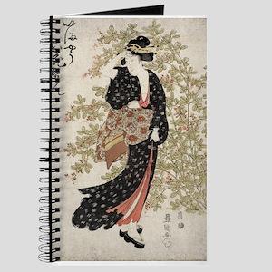 Bushclover - Toyokuni Utagawa - 1809 - woodcut Jou