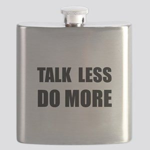 Talk Less Do More Flask