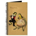 Froggy Cake Walk Journal