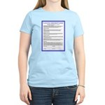 El Pacto--Español Women's Light T-Shirt