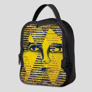 Conundrum II Golden Goddess Neoprene Lunch Bag