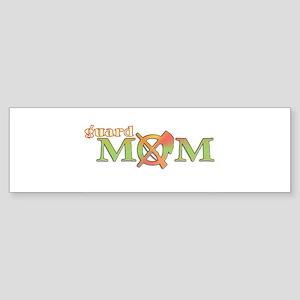 Guard Mom Bumper Sticker