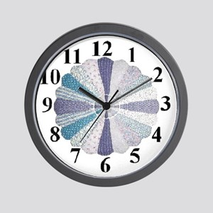 QUILT Wall Clock