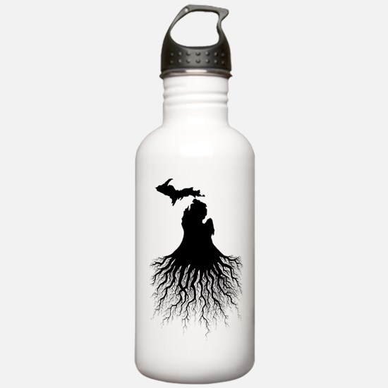 Michigan Roots Water Bottle