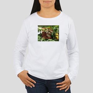 Sunisthefuture-HomeTomato2 Long Sleeve T-Shirt