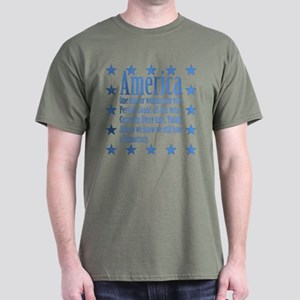 America: Count All the Votes! Dark T-Shirt