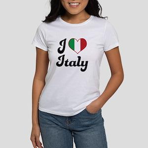 Italian Flag Italy Women's T-Shirt