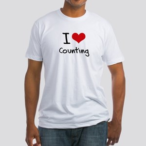 I love Counting T-Shirt