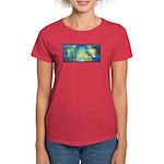 Mayahuel Mural Women's Dark T-Shirt