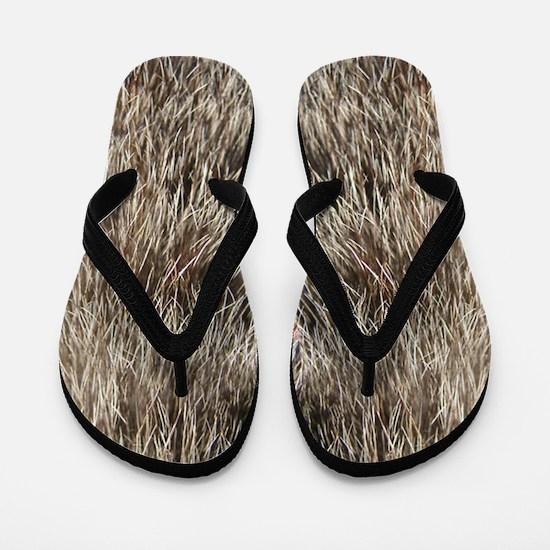 Flip-Flip Fur Flip Flops