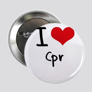 "I love Cpr 2.25"" Button"