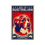 Australian Shepherd! Magnets (10 pack) $5 off!