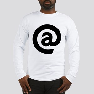 Ask Me About My Web Site Long Sleeve T-Shirt