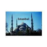 Istanbul Rectangle Magnet (100 pack)