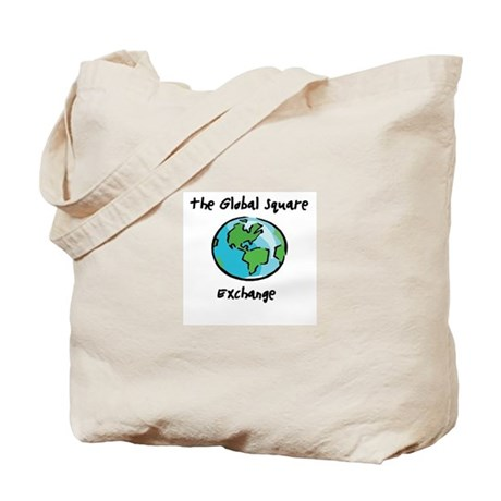 The Global Square Exchange Tote Bag