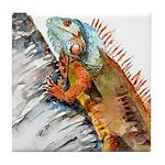 Iguana 2 Tile Coaster