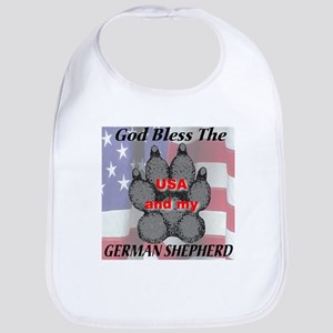 God bless the USA and my Germ Bib