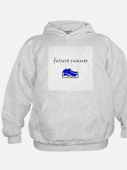 future runner.bmp Hoodie