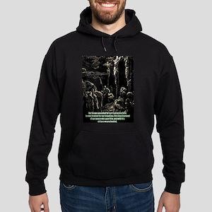JESUS AT CALVARY Sweatshirt