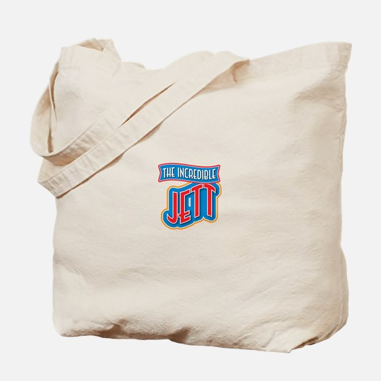 The Incredible Jett Tote Bag