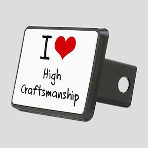 I love High Craftsmanship Hitch Cover