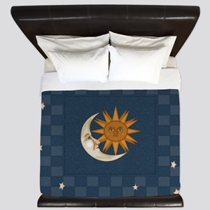 Starry Nite King Duvet