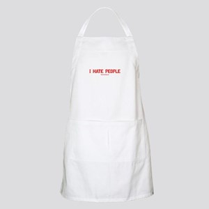I Hate People Apron