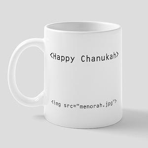 Chanukah Geek Mug