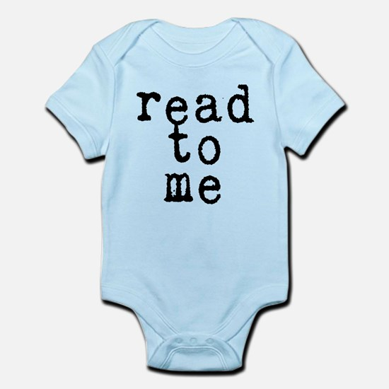 read to me 10x10 Body Suit