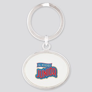 The Incredible Junior Keychains