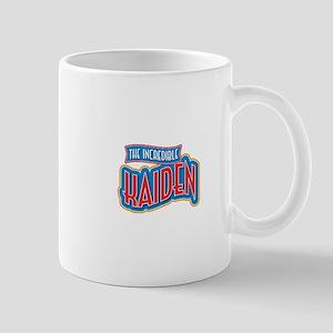 The Incredible Kaiden Mug