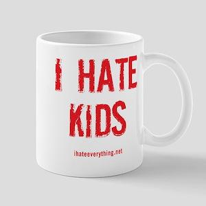 I Hate Kids Mug