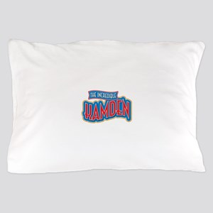 The Incredible Kamden Pillow Case