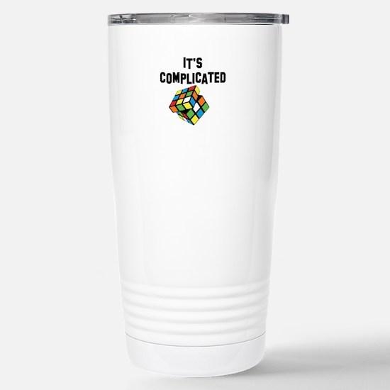 Funny Designs Stainless Steel Travel Mug