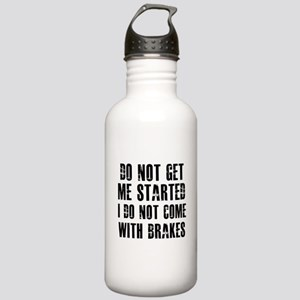 Funny Designs Stainless Water Bottle 1.0L