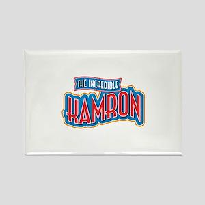 The Incredible Kamron Rectangle Magnet