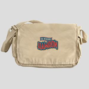 The Incredible Kamron Messenger Bag