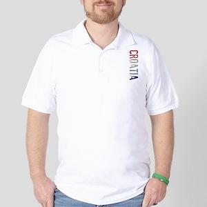 co-stamp-croatiaB Golf Shirt