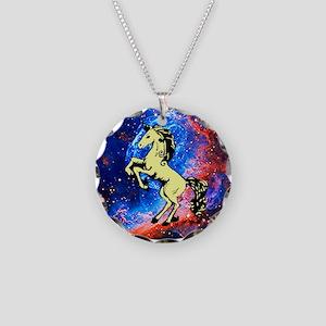 Space Unicorn Necklace