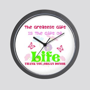 The Greatest Gift Wall Clock