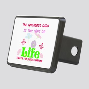 The Greatest Gift Rectangular Hitch Cover