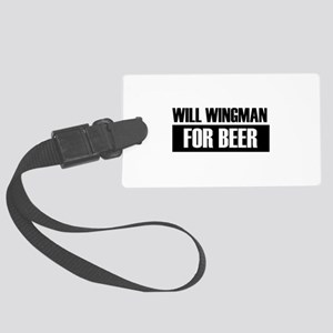 Funny designs Large Luggage Tag